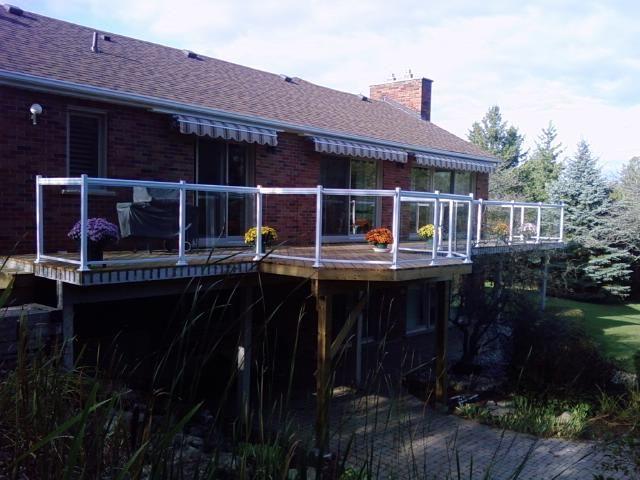 Residential Deck Builder in Burlington