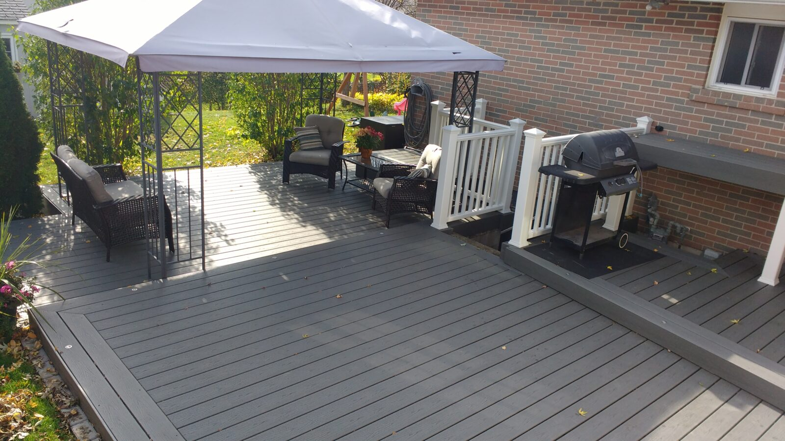 Residential Deck Builder Brampton