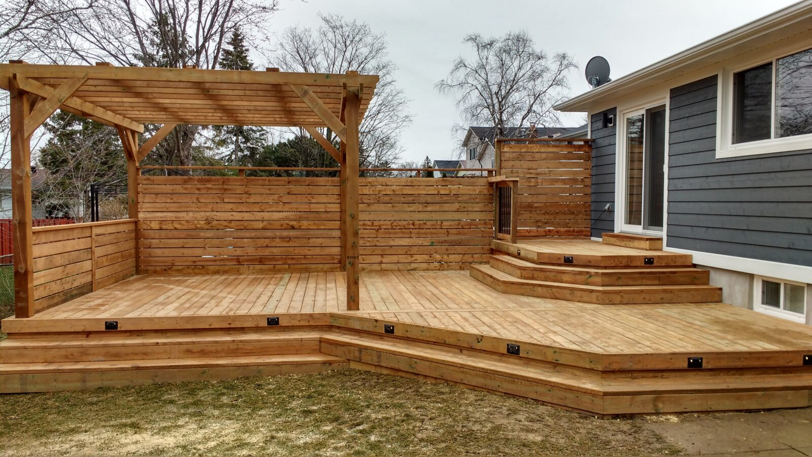 Residential Deck Builder