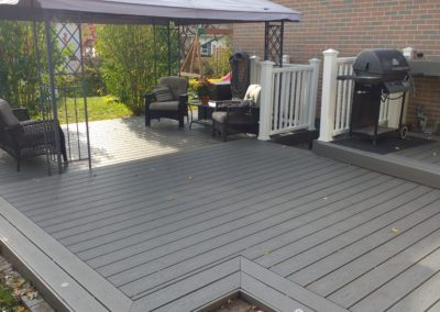 Composite Trex Deck Burlington (5)
