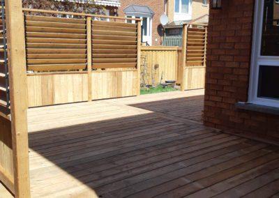 Custom Wood Deck Brampton (3)
