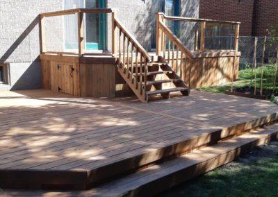 Custom Wood Deck Brampton (4)