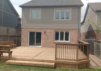 Custom Wood Deck Mississauga (8)