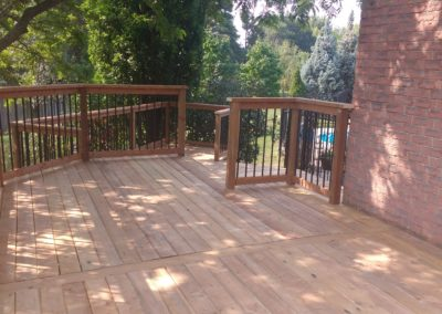 Custom Wood Deck Mississauga (9)