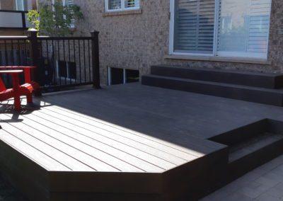 Trex Composite Deck Oakville